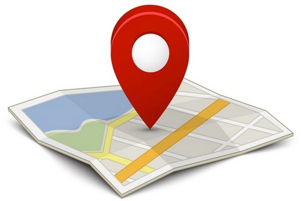 Google Maps Karten für mobile Auflösungen