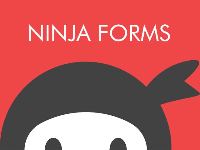 Formulare mit Ninja Forms erstellen